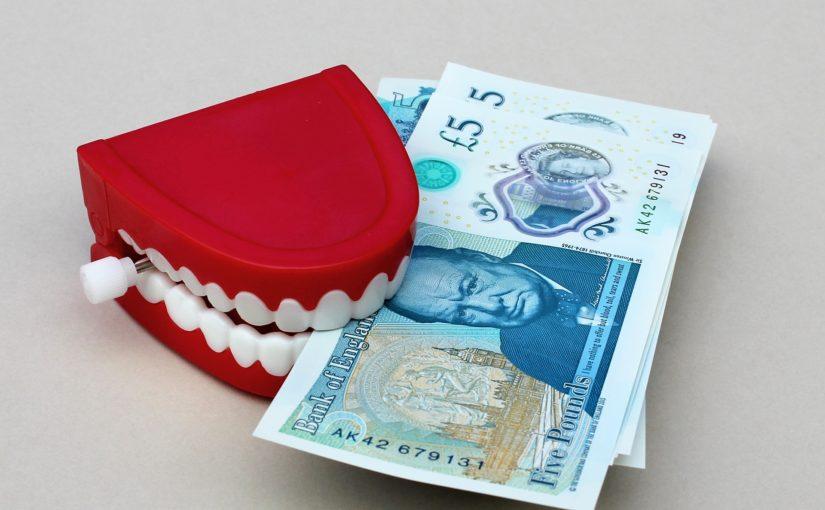Zła dieta odżywiania się to większe deficyty w ustach a również ich utratę